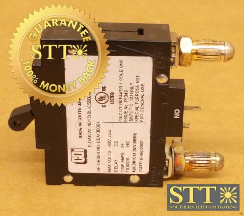 D-da3ca1-nd1zxbl-cs6000x-1 Cbi 60a Mid Trip Bullet Circuit Breaker Dda130061