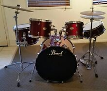 Full Drum Kit Pearl Forum Series Holland Park West Brisbane South West Preview