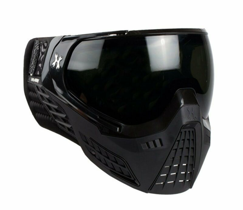 HK Army KLR Thermal Mask Paintball Goggles Black Onyx