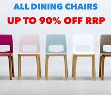 DINING CHAIRS - UP TO 90% OFF RRP Granville Parramatta Area Preview