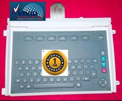 Ge Marquette Mac 5500 Ekg Keyboard Assembly 1 Year Warranty Refurbished