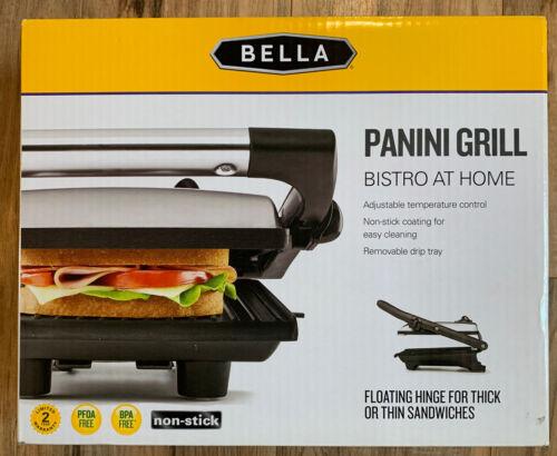 panini grill bistro at home non stick