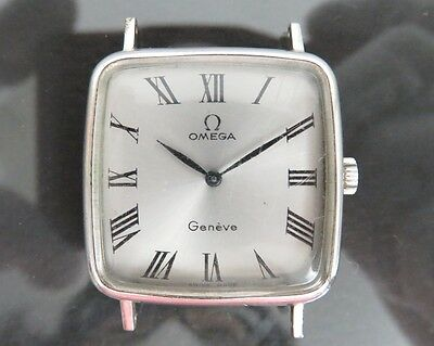 ◆100% Authentic OMEGA Geneve Hand Wind Women