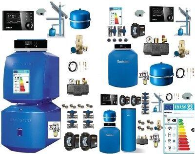 Buderus Ölbrennwertkessel GB125 18 / 22 kW Abgassystem Regelung Speicher RC310