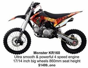 NEW   160cc SUPER PIT BIKE... Capalaba Brisbane South East Preview