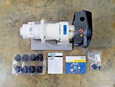Watson Marlow 620r Pump With Gast Nl42-ncw-6 Air Motor