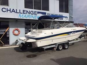 Bayliner 240 Deck Boat Bow Rider - 6.2ltr Mercruiser Wangara Wanneroo Area Preview