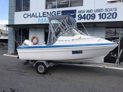 2000 Savage 4.8 12 months warranty with national Co  for outboard