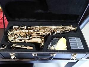 Marquee Alto Saxophone Sunbury Hume Area Preview