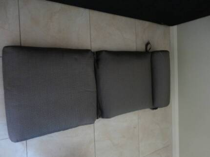 4 x Outdoor Highback cushions