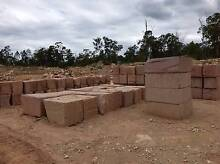 Sandstone Blocks - Sandstone Logs - Retaining Wall Lidcombe Auburn Area Preview