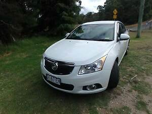 2013 Holden Cruze Hatchback Somerset Waratah Area Preview