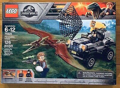 Lego Jurassic World 75926 Pteranodon Chase Brand New
