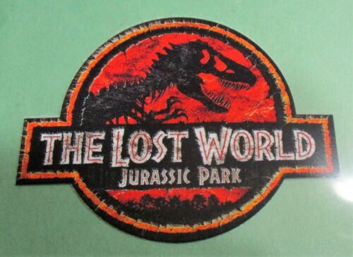 """The Lost World - Jurassic Park  New Patch 3"""""""