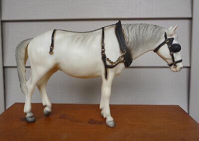 Breyer vintage alabaster Old Timer horse