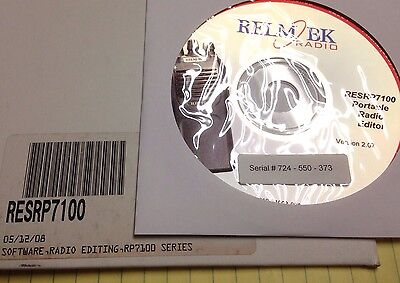 New Relm Resrp7100 Radio Software Rpu7100 Rpv7100 Radio Windows Rpu Rpv