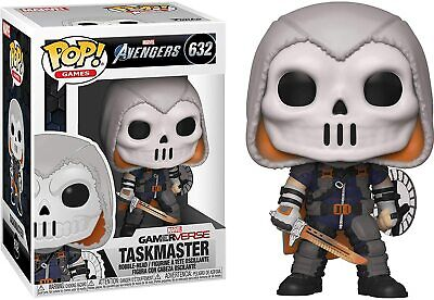 Funko Pop! Marvel: Avengers Game - Taskmaster 632 47815 In stock