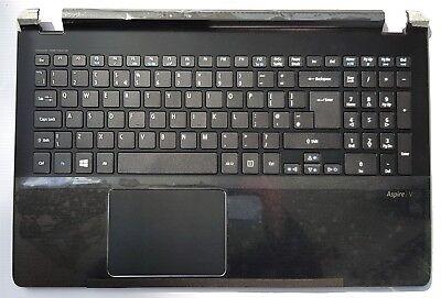 Original Acer Aspire V5-552 V5-573 V5-573 V7-581 cover upper UK keyboard black