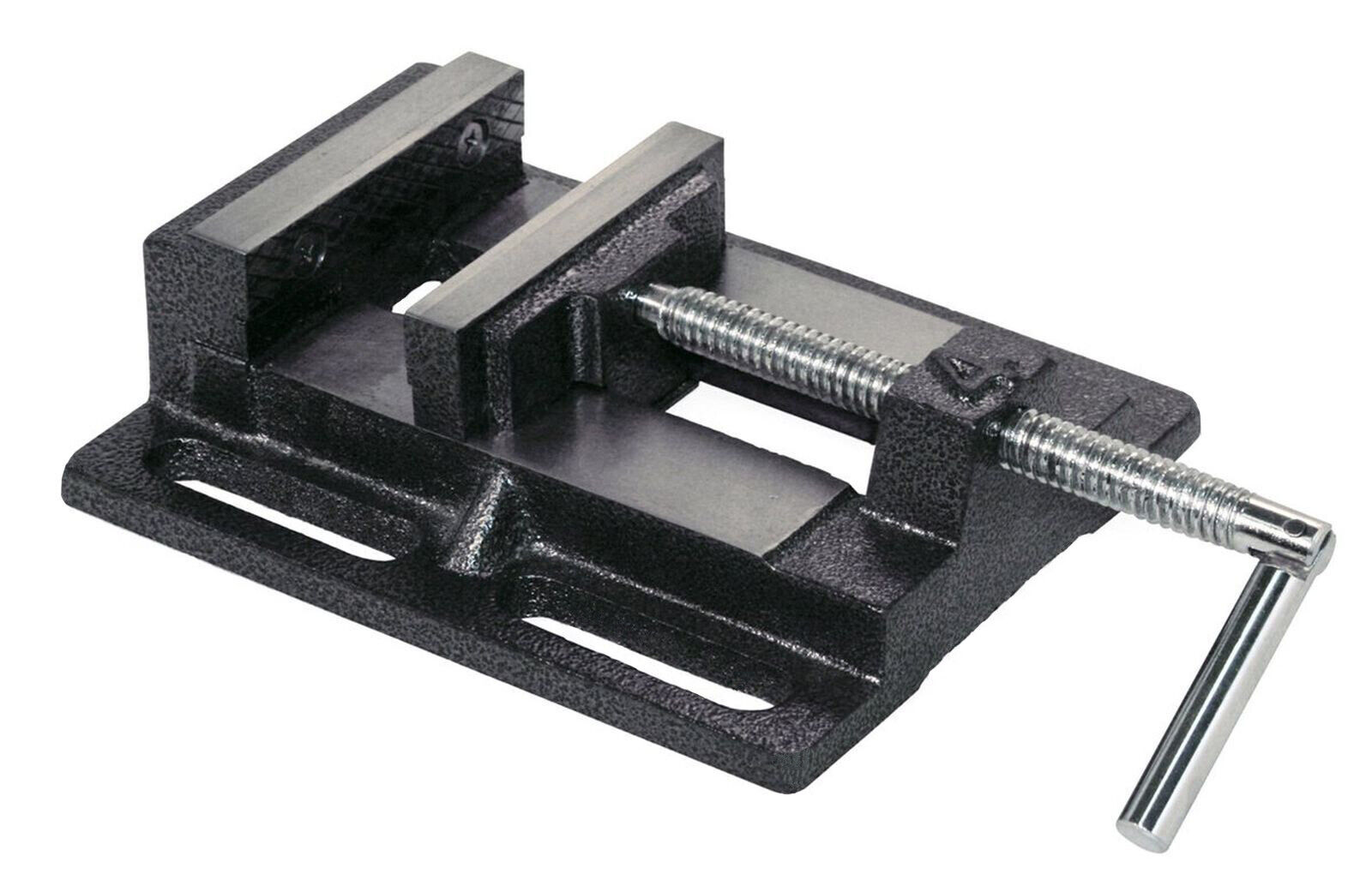 4 inch Drill Press Vise Table Bench Wood Metal Holder  Heavy