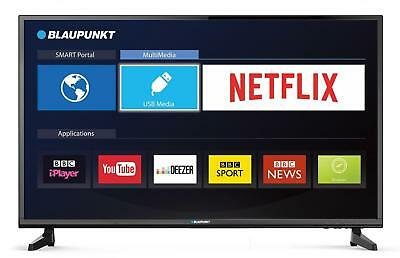 Blaupunkt 40/148M 40 Inch Full HD 1080p Smart D-LED TV Freeview HD