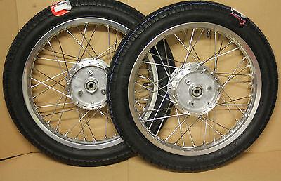 2x Simson Komplettrad S51 S50 Kr51 Rad Schwalbe Star Alufelge 16 Zoll Reifen