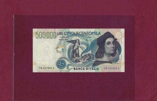 ITALY 500000 LIRE 1997 P-118 UNC