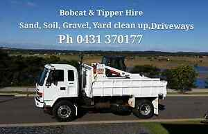 Bobcat Tipper and Excavator Hire East Maitland Maitland Area Preview