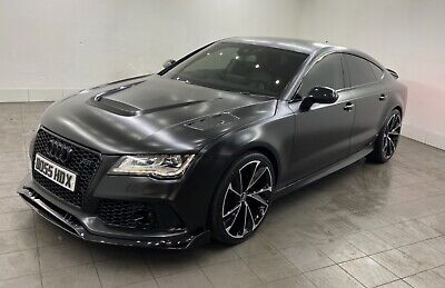 Audi A7 RS7 - Rare ABT Spec - Over £12k Extras & Upgrades - 340BHP - IMMACULATE
