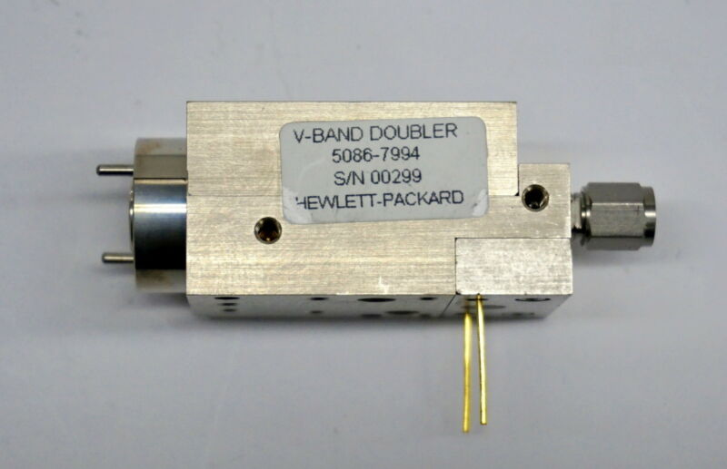 Agilent 5086-7994 V-band Doubler Assembly