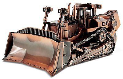 Caterpillar  1 50 Scale Cat D11t Track Type Tractor Copper Finish   Dm 85517