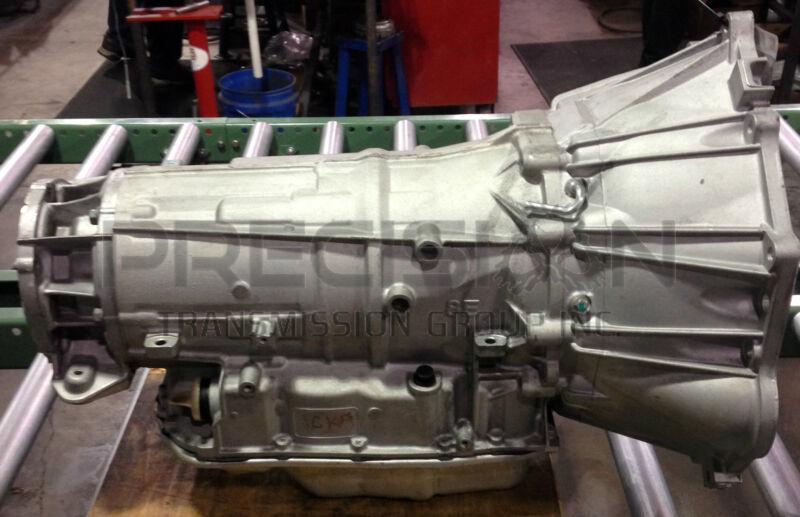 2009 Chevrolet Silverado 1500, 5.3l, 4wd, 6l80e Reman Transmission