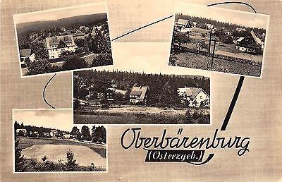 Bg23794 Oberbarenburg Osterzgeb  Germany Cpsm 14X9cm