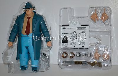 *NO BOX* Harvey Bullock (Batman the Animated Series) Action Figure DC Comics