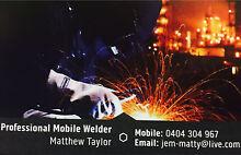 Mobile Welder Bellmere Caboolture Area Preview