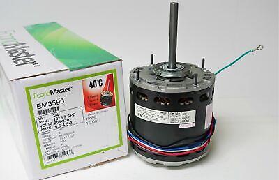 Air Handler Furnace Hvac Blower Motor 3590 34 Hp 10753 Rpm 230v 48 Frame