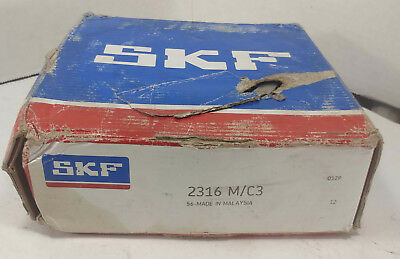 1 New Skf 2316 Mc3 Self Aligning Ball Bearing Nib Make Offer