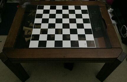 Chessboard Coffee Table