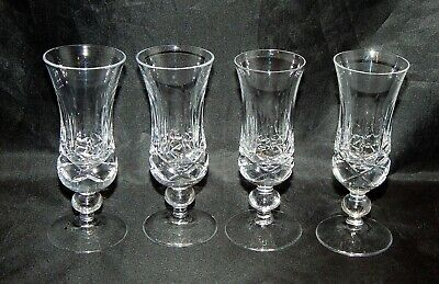 Galway Crystal Erin Liquor Cocktail Set of 4 Galway Crystal Set