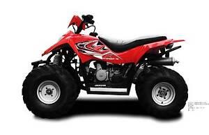 Crossfire Avenger 110 ATV Quad Bike Prestons Liverpool Area Preview