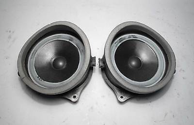 BMW E53 X5 SAV Rear Door Factory Hi-Fi Speaker Pair Left Right 2000-2006 USED OE