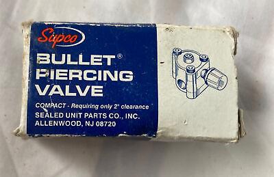 Supco Bpv21 Bullet Piercing Valve 12 58 Tubing B11-033