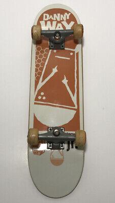 """Alien Workshop Danny Way Tech Deck Skateboard  Hand Board Finger 11"""" Long"""