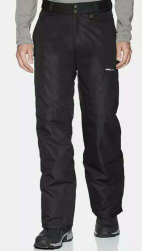 Arctix Men's Premium Snowboard Cargo Pants, Black, Large