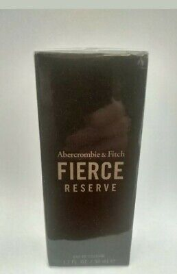 Abercrombie & Fitch Fierce Reserve 1.7oz/50ml. Eau De Cologne. 💯Authentic. NIB.