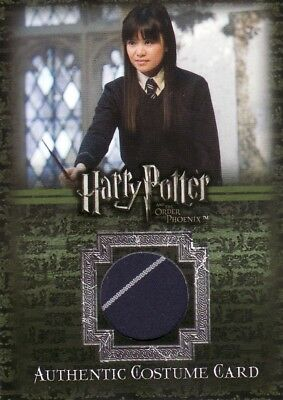 Harry Potter Order of the Pheonix Cho Chang's C7 Tie Costume Card](Pheonix Costume)