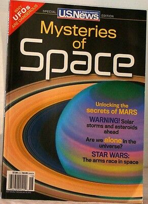 Us News   World Reports Mysteries Of Space Magazine Special Edition Why Ufos