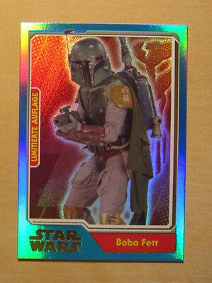 Star Wars Das Erwachen der Macht Limitierte Auflage DC Boba Fett  NEU ! Selten !