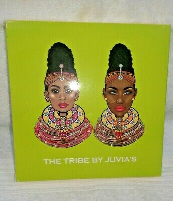 The Tribe Palette from Juvia's Place - Eyeshadow Palette - New - Boxed