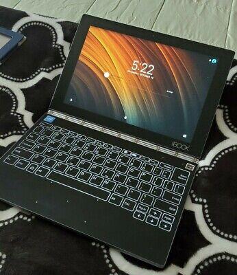 """Lenovo Yoga Book FHD10.1"""" Windows 2-in-1 Tablets, 4GB, 64GB Gunmetal Grey"""