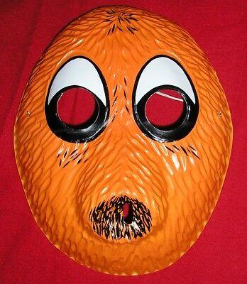 1983 Q-BERT Halloween Mask - From Classic Video Game